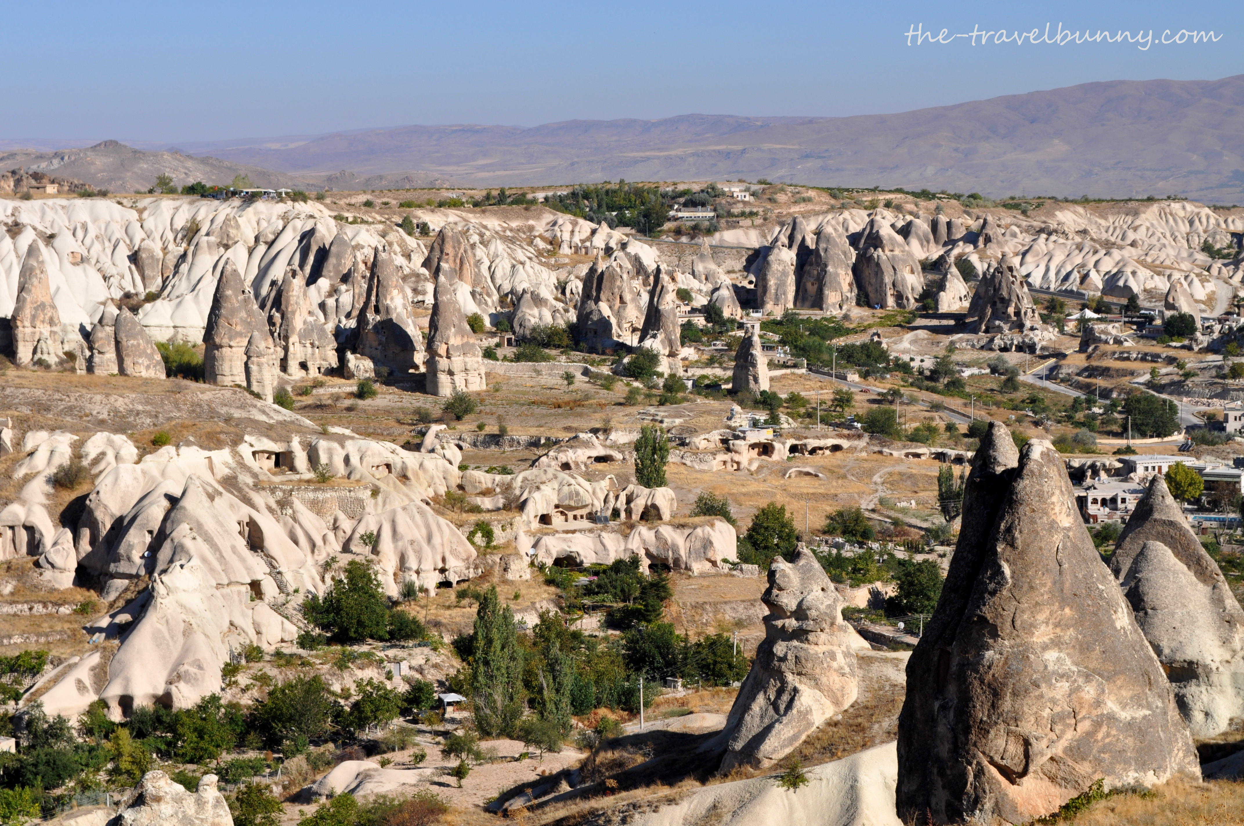 Göreme - Love Valley and Tree of the Evil Eye  The Travelbunny